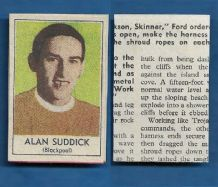 Blackpool Alan Suddick 1970